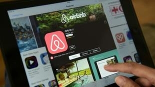 "Airbnb, the short term rental webside, has said it will ""waive all use of the prepaid card 'Payoneer' on the French market"""