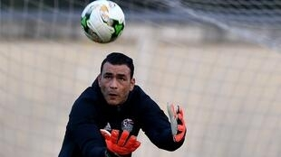 A 44 ans, Essam El Hadary vise désormais la Coupe du monde 2018 en Russie.