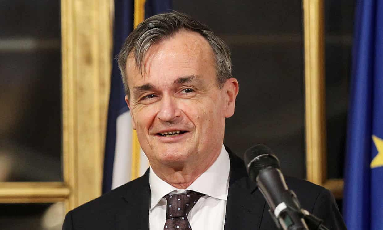 Gérard Araud has been France's ambassador to Washington since 2014.