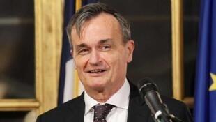 Gérard Araud از سال ٢٠١٤ تا آوریل ٢٠۱٩ سفیر فرانسه در ایالات متحده آمریکا بوده است.