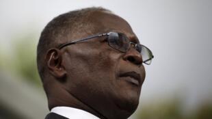 Jocelerme Privert  a été élu président provisoire de Haïti, le 14 février 2016.