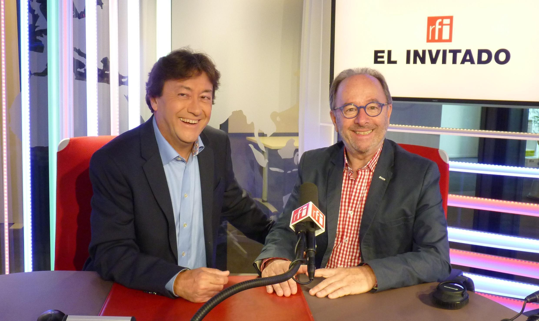 marcelo balsells y Jordi Batallé