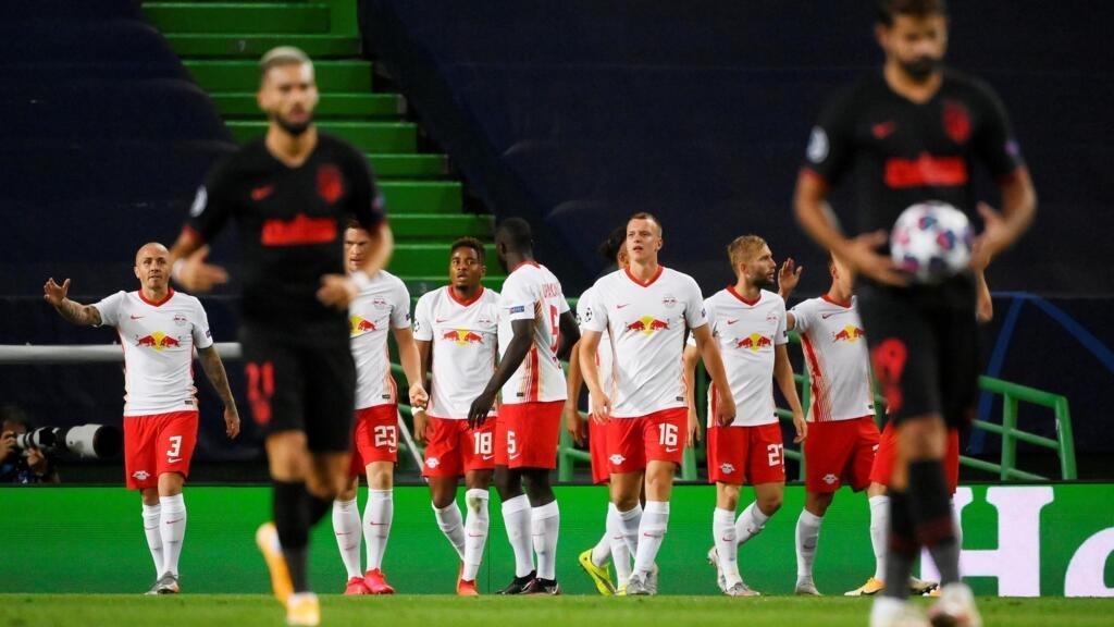 Foot: Leipzig défiera le PSG en Ligue des champions
