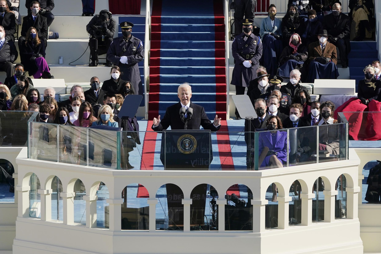 Joe Biden _ Investiture