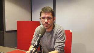 Thomas Deltombe, co-auteur du livre «La guerre du Cameroun. L'invention de la Françafrique ».
