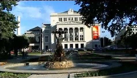 ទីក្រុង Riga រដ្ឋធានីឡេតូនី