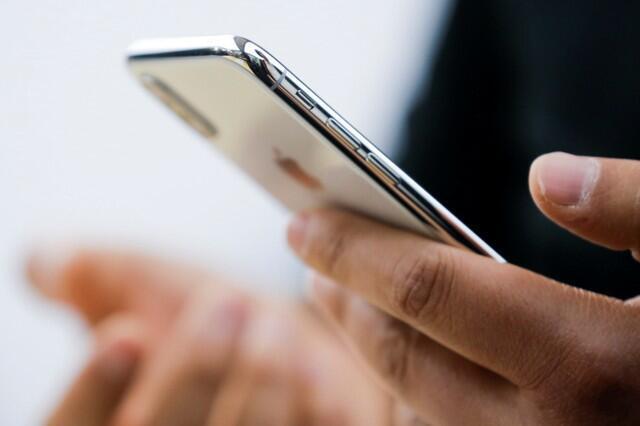 在中国销售的Iphone手机