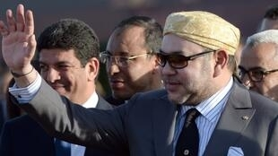 King of Morocco Mohammed VI in a file photo