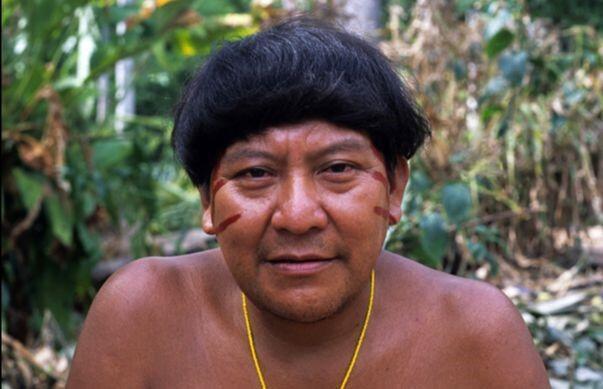 O líder indígena yanomami, Davi Kopenawa, é um dos ganhadores do prêmio Nobel alternativo, anunciado nesta quarta-feira 25 de setembro de 2019.