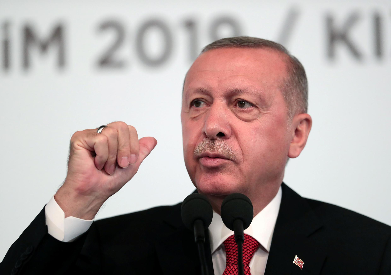 Le président turc Recep Tayyip Erdogan a annoncé le début de l'offensive turque contre les YPG, ce mercredi 9 octobre (photo d'illustration).