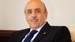Глава Бюро национальной безопасности Сирии, генерал Али Мамлюк, июль 2015 г.