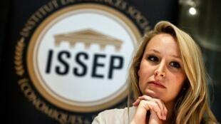 Marion Maréchal a inauguré ce 22 juin l'ISSEP, l'Institut de sciences sociales, économiques et politiques à Lyon.