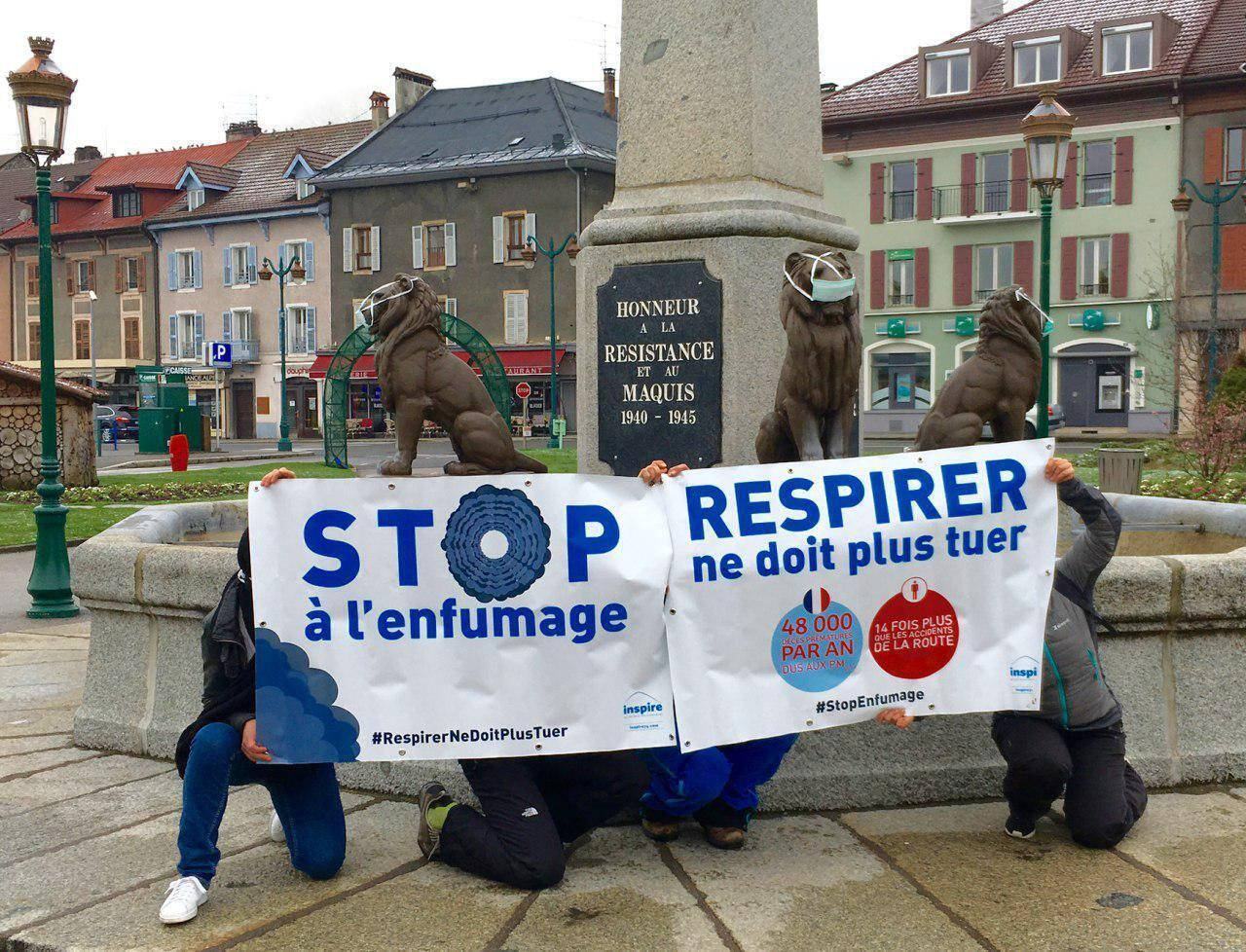 """A ONG """"Réseau Action Climat e mais 22 associações (incluindo Greenpeace, WWF, Fundação para a Natureza e Oxfam) se engajam no debate sobre o aumento do preço dos combustíveis."""