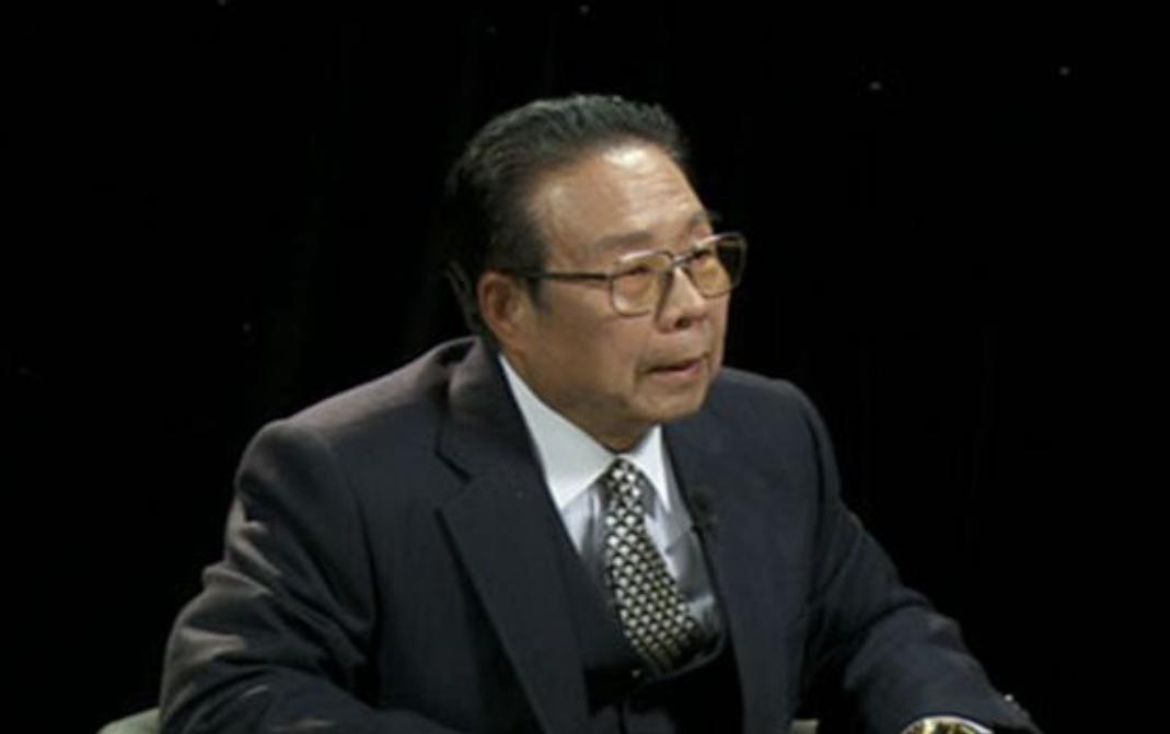 中国敢言传记作家辛子陵(资料图片)