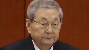 图为中国前总理朱镕基