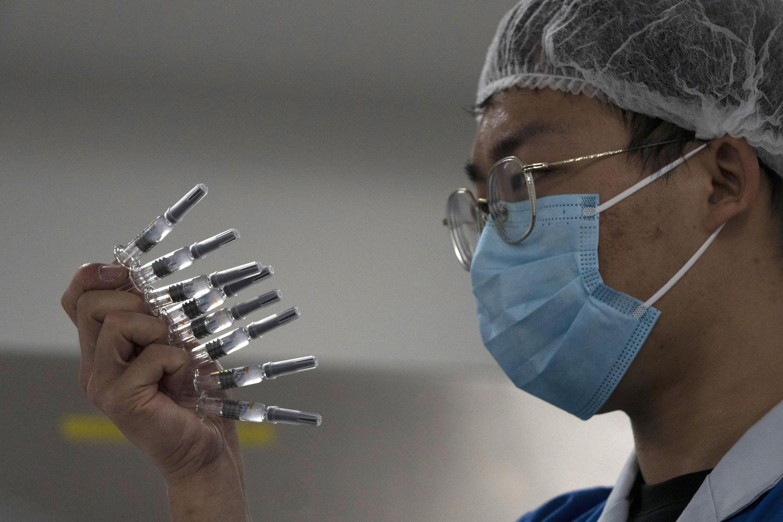 中國製造的新冠疫苗