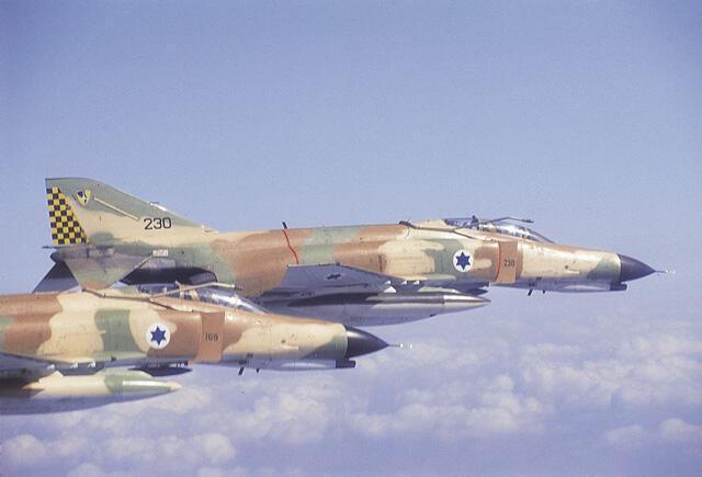 جنگنده های اسرائیلی