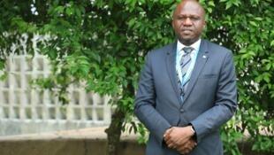 Abou Bamba, le secrétaire exécutif de la Convention d'Abidjan sur les océans.
