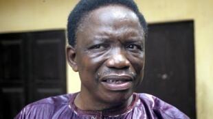 Apollinaire Yaovi Agboyibor, en juin 2008.