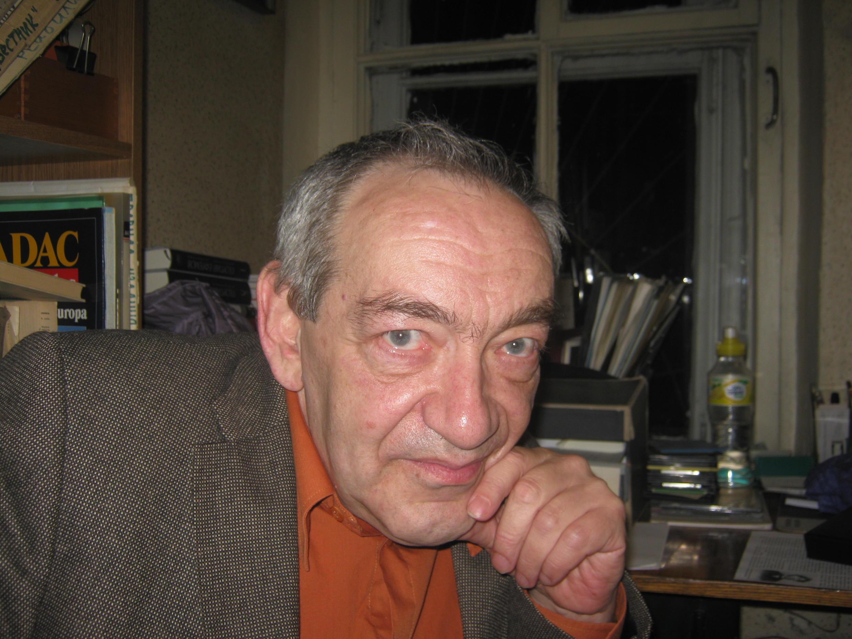 Член правления Международного «Мемориала», историк Александр Даниэль