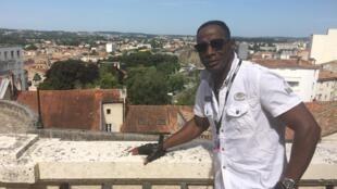 Sidiki Bakaba réalisateur de Roues libres .