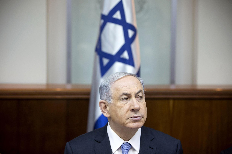 El Primer Ministro israelí, Benjamin Netanyahu, se mostró inflexible ante la demanda de adhesión de la Autoridad Palestina a la CPI.