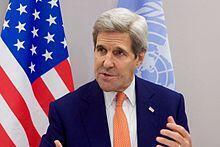 美國氣候特使克里John F. Kerry