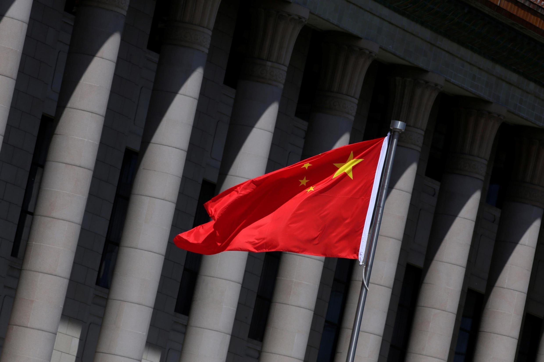 北京人民大會堂,中共政權重地。