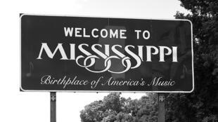 Bienvenue dans le Mississippi.