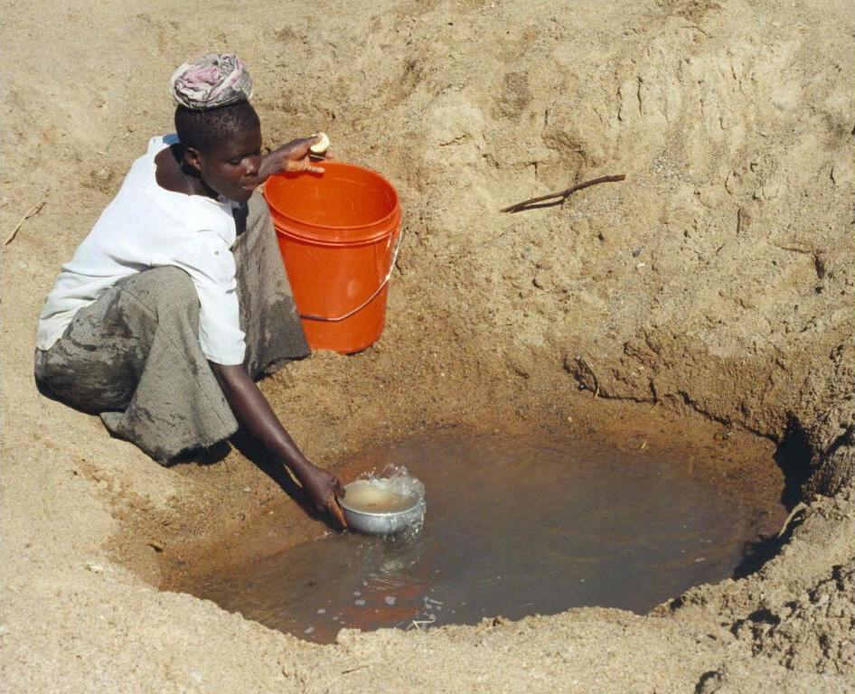 Ana fama da matsalar karancin tsabtataccen ruwan sha a kasashen Afrika