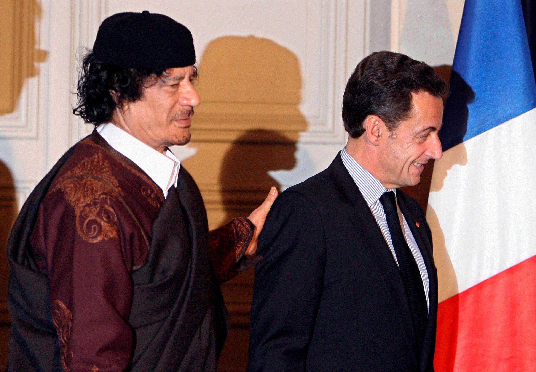 Николя Саркози вызвали на допрос по «ливийскому делу»