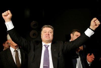 Petro Porochenko, milliardaire ukrainien.