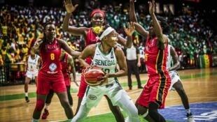 O Senegal derrotou Angola por 88-54 no Afrobasket feminino.