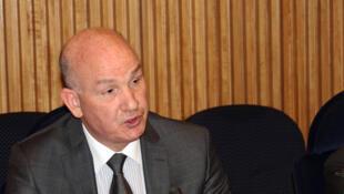 Smaïl Chergui, le commissaire à la Paix et à la sécurité de l'Union africaine.