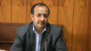 مهدی غضنفری- وزیر صنعت، معدن و تجارت جمهوری اسلامی ایران