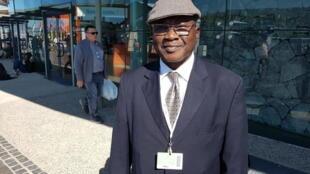Amadou Napo, docteur vétérinaire à la retraite, consultant élevage à Bamako