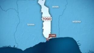 Le Togo.
