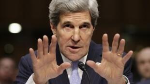 Waziri wa mambo ya kigeni wa Marekani, John Kerry