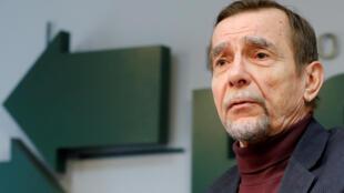Правозащитник Лев Пономарев