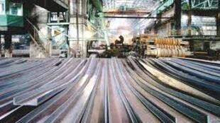 中国钢铁厂