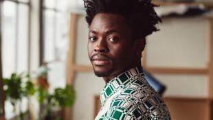 Le musicien Moh ! Kouyaté.