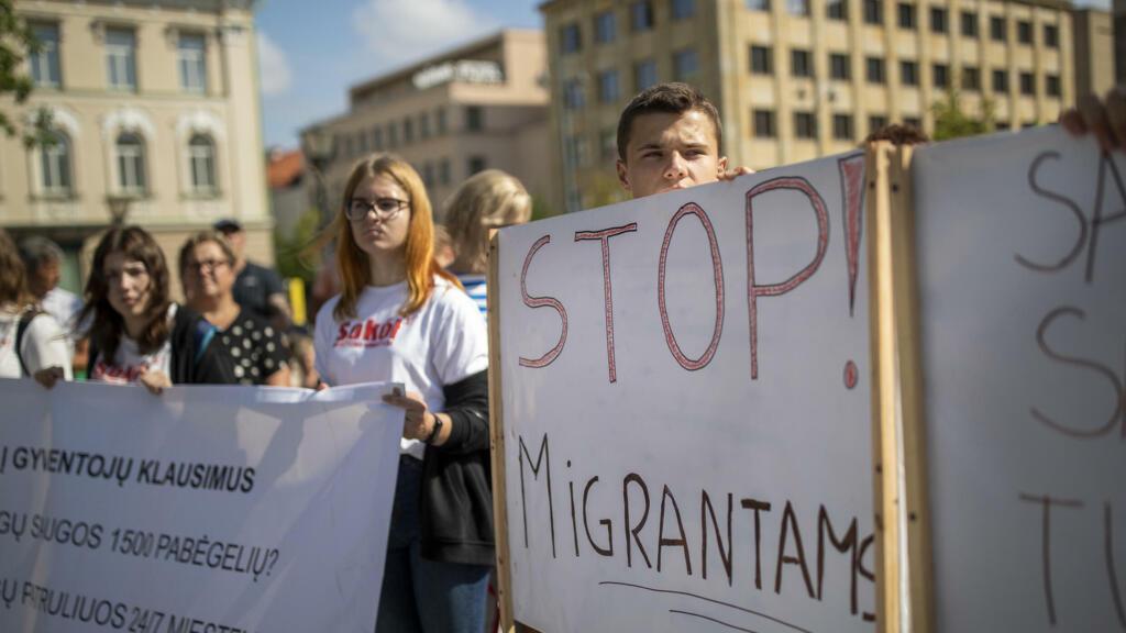 Afflux de migrants en Lituanie: l'UE prête à apporter son aide à Vilnius
