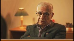 امیر طاهری روزنامهنگار مقیم لندن