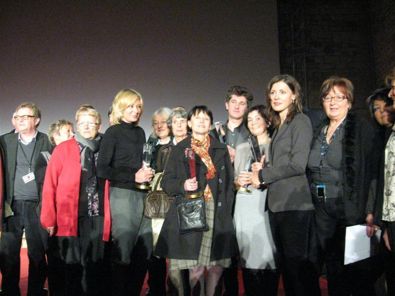 Победители фестиваля в Онфлере