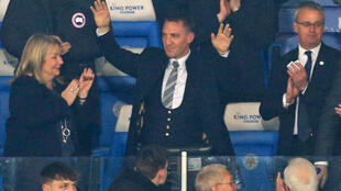 Brendan Rodgers won seven trophies during his three years as Celtic manager before leaving the Scottish giants for Leicester City.