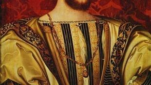 François I by Jean Clouet (around 1530)