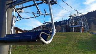 France - Ski - Station - Sport d'hiver