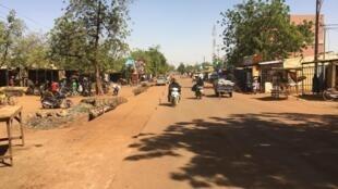 Daya daga cikin kauyukan Burkina Faso