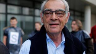 Henri Emmanuelli in 2014