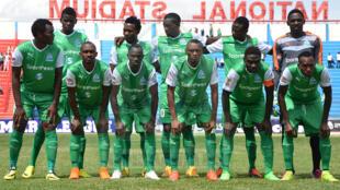 Klabu ya kenya ya Gor Mahia ambayo Dennis Oliech ataichezea mechi yake ya kwanza siku ya Jumapili Januri 6, 2019.